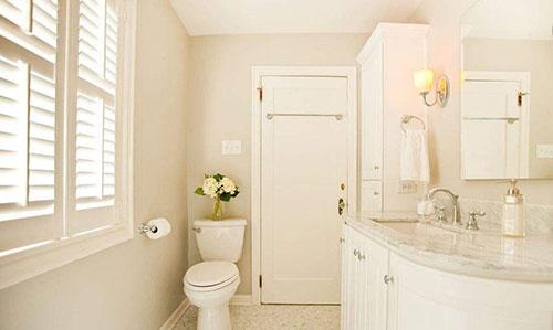 卫生间门平时要不要打开?卫生间使用误区,很多人都做错了!