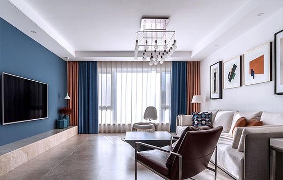 现代风格装修简洁大方,窗台旁设独立会客区,入户玄关更个性!