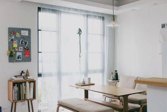 软装搭配不可忽略的窗帘,影响家庭装修效果和档次,别不当回事!