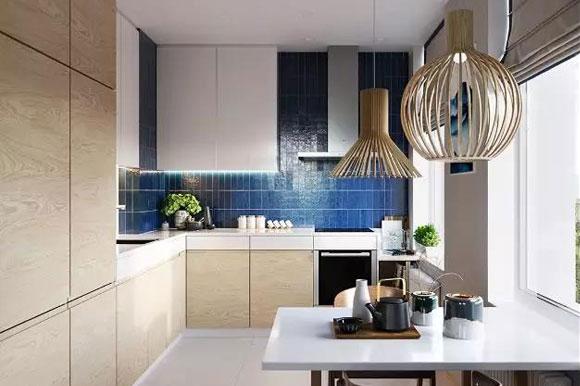 实用又漂亮的厨房装修,设计简洁效果大气,总有一款能让你满意!
