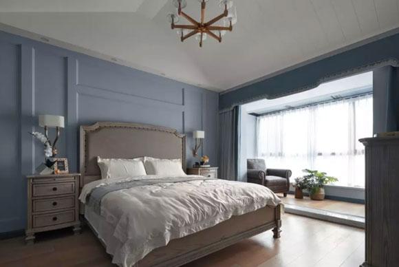 卧室装修配色莫大意,10套色彩搭配完美的卧室装修,好看又高级!