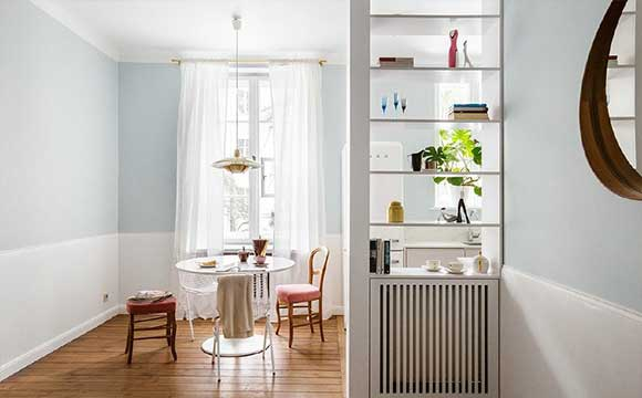 特别惬意的北欧风装修,色彩搭配简洁清新,全屋温馨又浪漫!