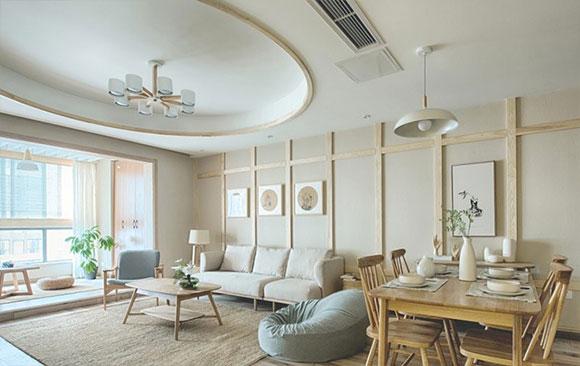 日式风格三房装修