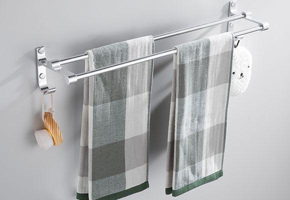 家装常识,毛巾架的分类有哪些?毛巾架的安装高度一定要合适!