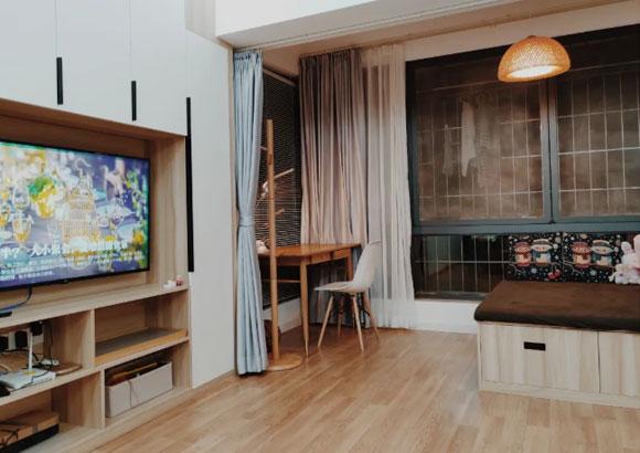 单身公寓装修设计