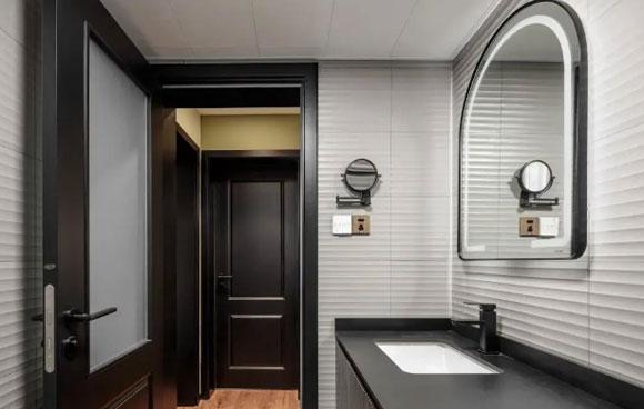 混搭风格两房装修设计