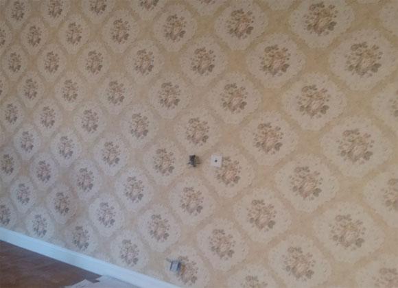 墙布上面再贴一层可以吗