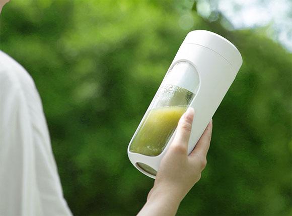 olayks便携式迷你榨汁机
